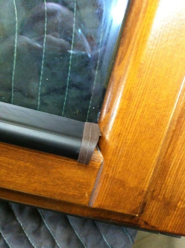 Weather Detailing For Replacement Exterior Door Panels
